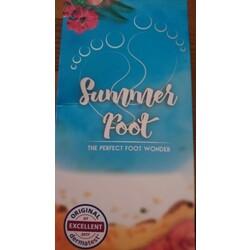 Summer Foot