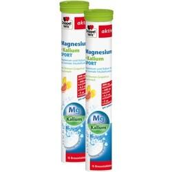 Doppelherz Magnesium + Kalium Sport (2 x 15 Brausetabletten) von Doppelherz