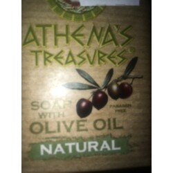 Soap with olive oil - natural
