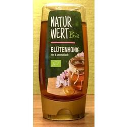 NATURWERT Bio - Blütenhonig - fein & aromatisch