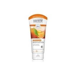 lavera Orange Feeling Bio-Orange & Bio-Sanddorn Bodylotion 225 ml