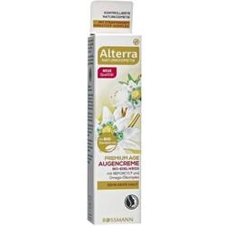 Alterra Premium Age Augencreme Bio-Edelweiss