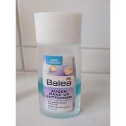 Balea Augen Make - Up entfrner