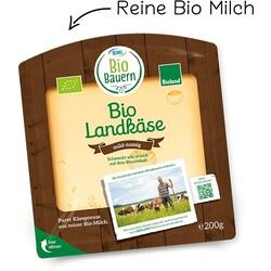 BioBauern – Bio Landkäse