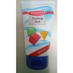 DENNER Styling Gel ultra strong