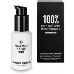 Pharmos Natur - Nature of Men Cleansing & Shaving Gel