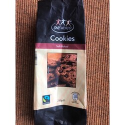 one world cookies