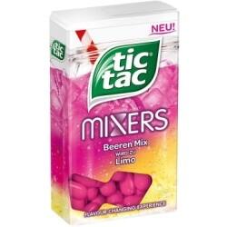 Tic Tac mixers Beeren Mix Limo 100er Box, 49 g