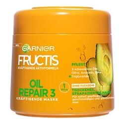 Garnier Fructis  Oil Repair 3Kräftigende Maske