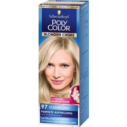 Poly Color Coloration Blondier Creme Silberblond 97