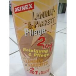 Reinex Laminat und Parkettpflege