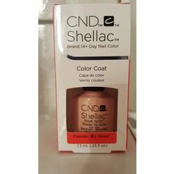CMS Shellac Powder my nose
