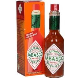 Tabasco Brand Pepper Sauce, 60 ml