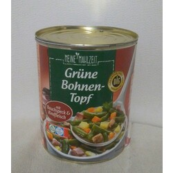 MEINE MAHLZEIT - Grüne Bohnen-Topf