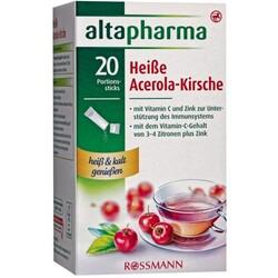 altapharma heiße Acerola-Kirsche