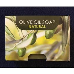 Olive Oil Soap Natural