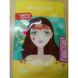 The beauty mask festival maske
