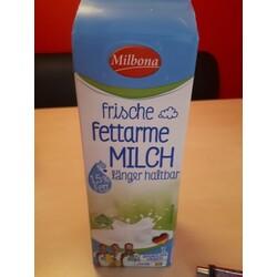 Milbona Frische Milch