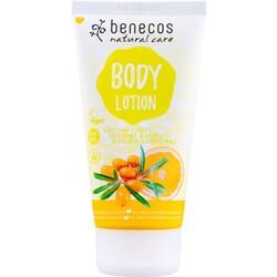 benecos Natural Body Lotion Sanddorn & Orange