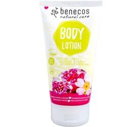 benecos Natural Body Lotion Granatapfel & Rose