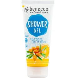 benecos Natural Shower Gel Sanddorn & Orange