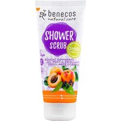 benecos Natural Shower Scrub Aprikose & Holunder