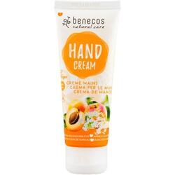 benecos Natural Hand Cream Aprikose & Holunderblüte
