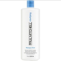 Paul Mitchell Three (1000ml  Shampoo)