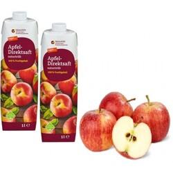 Apfel-Direksaft naturtrüb