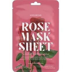 Kocostar Rose Flower Slice Mask Sheet (Sheet-Mask  100ml)