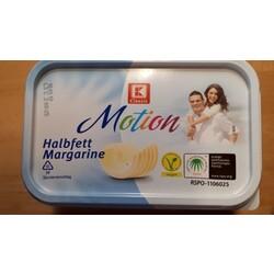 Halbfett Margarine Motion