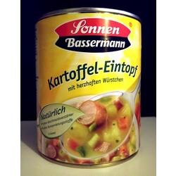 Sonnen Bassermann Kartoffel-Eintopf mit Würstchen