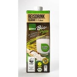 EDEKA, Reisdrink Classic, Bio + Vegan