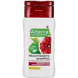 Alterra Feuchtigkeits-Shampoo Bio-Granatapfel & Bio-Aloe Vera Probiergröße
