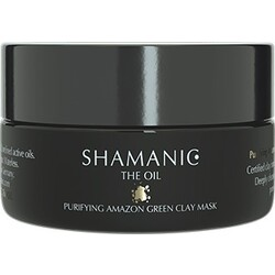 SHAMANIC Purifying Amazon Green Clay Mask