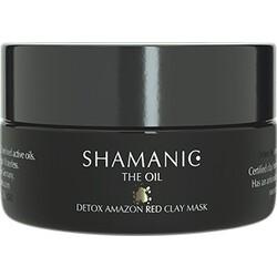 SHAMANIC Detox Amazon Red Clay Mask