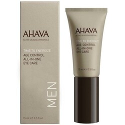 Ahava Time to Energize men All-In-One With Sleeve Augengel 15 ml