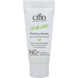 CMD Naturkosmetik Rio de Coco Peeling-Maske Reisegröße