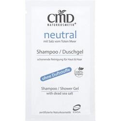 CMD Naturkosmetik Neutral Shampoo/Duschgel Mit Salz Vom Toten Meer (30ml)
