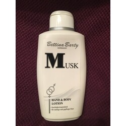 Musk Collection by Bettina-Barty Hand & Body (500 ml)