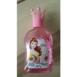 Disney Pflege Princess Duschgel mit Krönchen Belle 250 ml