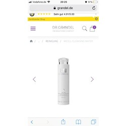 Dr.Grandel Micell cleansing water