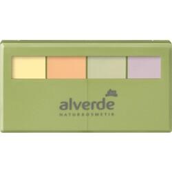 alverde NATURKOSMETIK Color-Correcting-Palette
