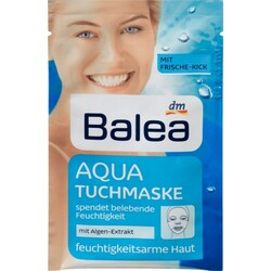 Balea Maske Aqua Tuchmaske