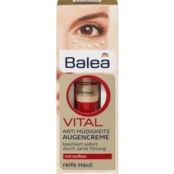 Balea Augencreme VITAL Anti Müdigkeits Augencreme