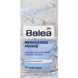 Balea Maske Reinigende Maske, 2 x 8 ml