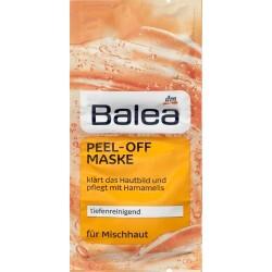 Balea Maske Peel-Off, 2 x 8 ml