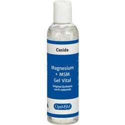Casida Magnesium + MSM Gel Vital
