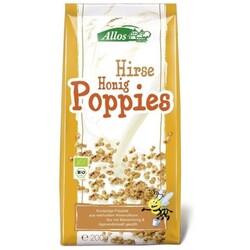 Allos Poppies Hirse Honig Bio