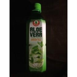 Aloe Vera mit grünem Tee